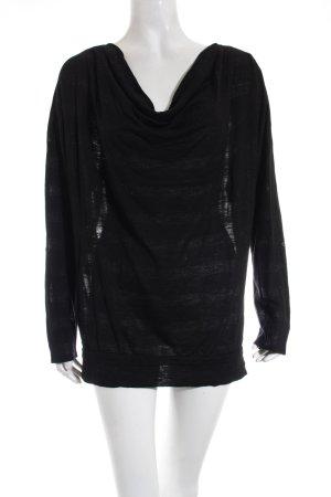 Esprit Shirt schwarz Casual-Look