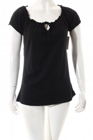 Esprit Shirt schwarz Casual-Look