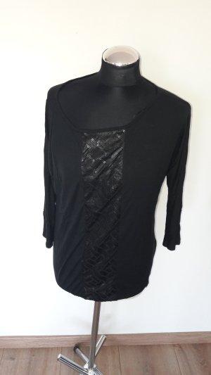 esprit shirt schwarz gr. s