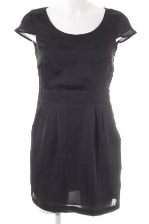 Esprit Shirtkleid schwarz Casual-Look