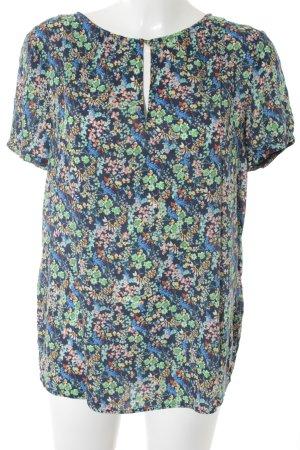 Esprit Shirttunika Blumenmuster Casual-Look