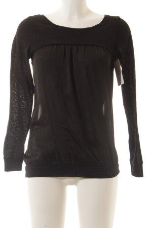 Esprit Shirttunika schwarz klassischer Stil