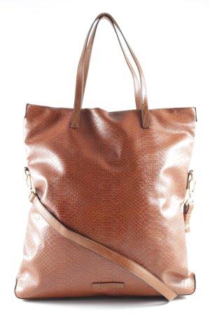 Esprit Shopper cognac Casual-Look