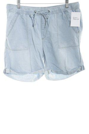 Esprit Shorts himmelblau Jeans-Optik