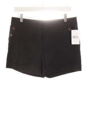 Esprit Shorts schwarz Marine-Look