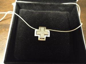 Esprit Silberkette Kreuz