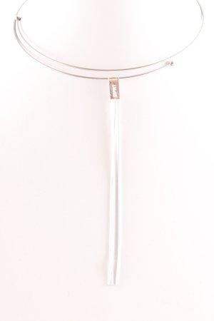 Esprit Silberkette silberfarben Casual-Look