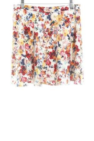 Esprit Skaterrok bloemenprint casual uitstraling