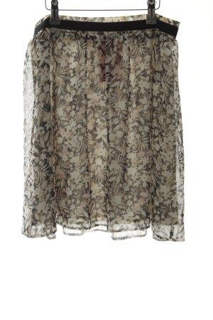 Esprit Skaterrock florales Muster Casual-Look