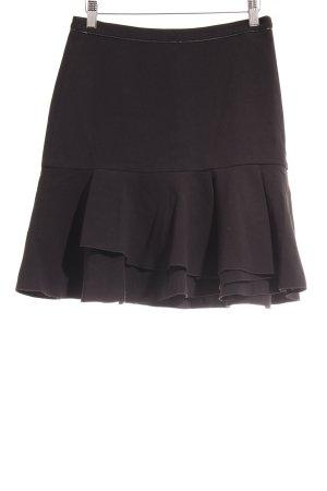 Esprit Skaterrok zwart casual uitstraling