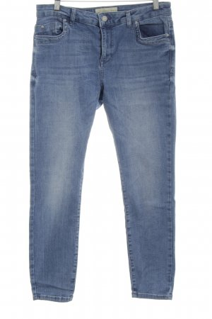 Esprit Skinny Jeans blau Business-Look