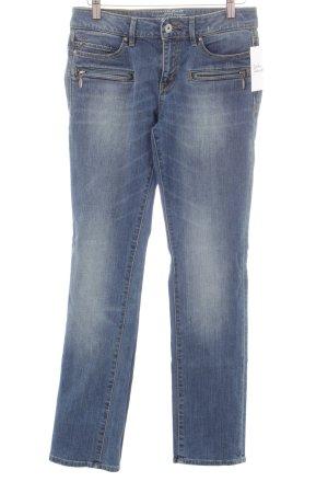 Esprit Skinny Jeans blau Casual-Look