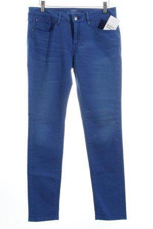 Esprit Skinny Jeans blau schlichter Stil