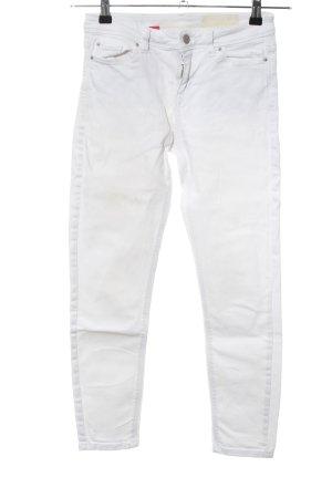 Esprit Skinny Jeans weiß Casual-Look