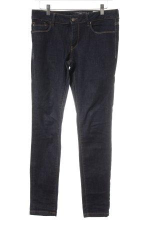Esprit Skinny Jeans dunkelblau Casual-Look