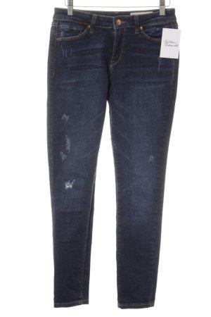 Esprit Skinny Jeans dunkelblau Jeans-Optik