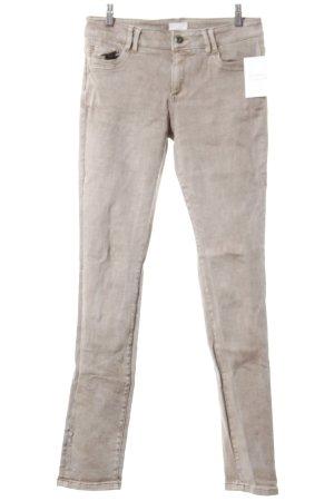Esprit Skinny Jeans graubraun Casual-Look