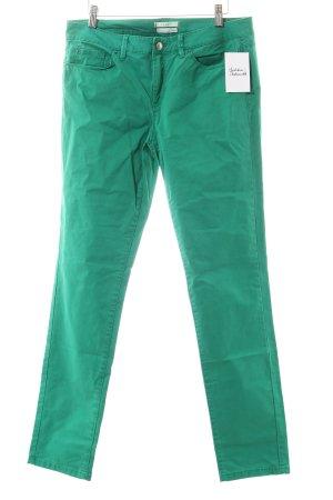 Esprit Skinny Jeans grün Casual-Look