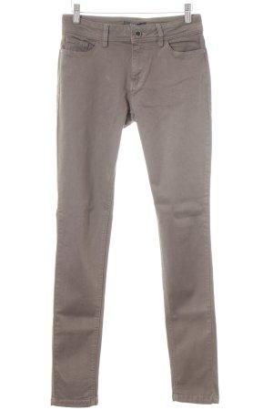 Esprit Skinny Jeans hellbraun Casual-Look