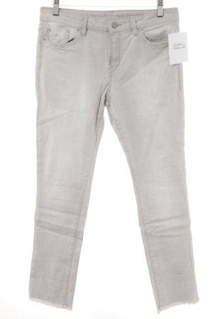 Esprit Skinny Jeans hellgrau Casual-Look