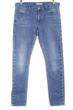 Esprit Skinny Jeans kornblumenblau Jeans-Optik