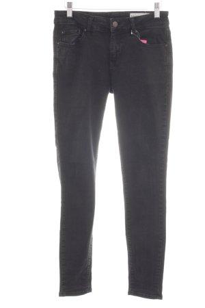 Esprit Skinny Jeans schwarz Casual-Look