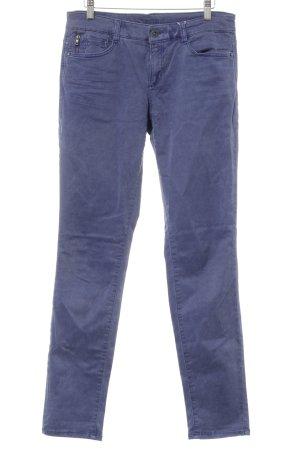Esprit Skinny Jeans stahlblau Casual-Look
