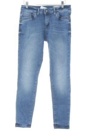 Esprit Skinny Jeans stahlblau Dandy-Look
