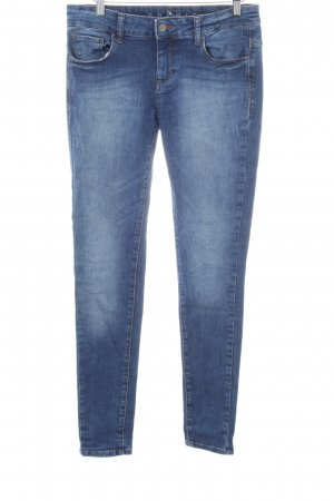 Esprit Slim Jeans neonblau Casual-Look
