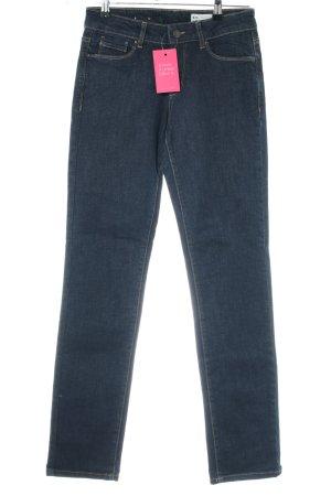 Esprit Slim jeans blauw casual uitstraling