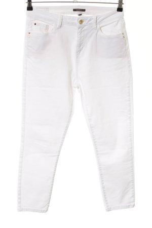 Esprit Slim Jeans white casual look