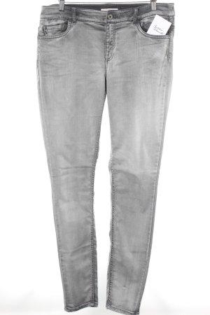 Esprit Jeans slim gris style décontracté