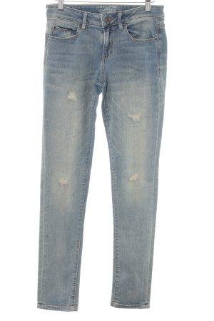 Esprit Slim jeans leigrijs casual uitstraling