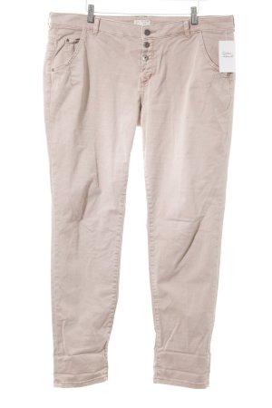 Esprit Slim Jeans rosa Casual-Look