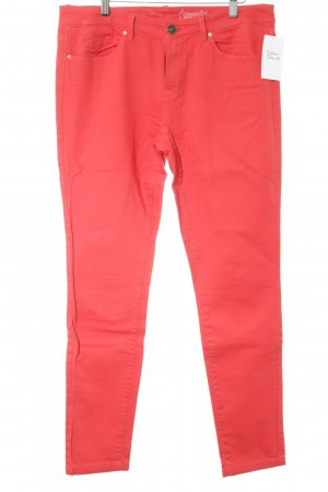 Esprit Slim Jeans rot Casual-Look