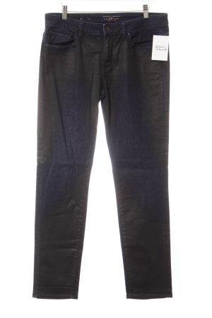 Esprit Slim Jeans schwarz-dunkelblau Casual-Look