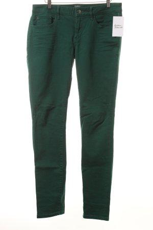Esprit Slim Jeans waldgrün Casual-Look