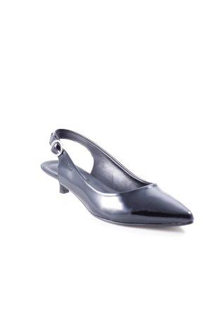 Esprit Slingback-Pumps schwarz Elegant