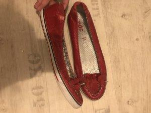 Esprit - Slipper in rot