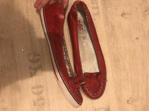 Esprit Slipper in rot