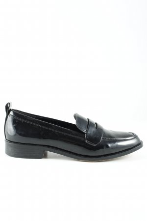 Esprit Slipper schwarz Business-Look