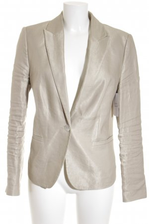 Esprit Smoking-Blazer beige Casual-Look