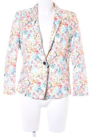 Esprit Blazer de esmoquin estampado floral estilo extravagante