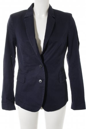 Esprit Blazer smoking blu scuro stile professionale