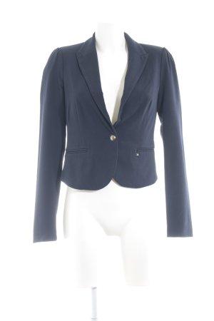 Esprit Smoking-Blazer dunkelblau Business-Look