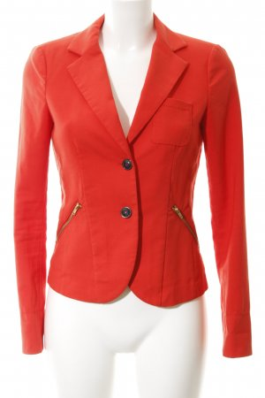 Esprit Tuxedo Blazer bright red casual look