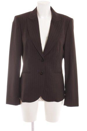 Esprit Blazer de esmoquin negro-blanco raya diplomática estilo «business»