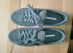 brand new dd4d6 f681f Esprit Sneaker aus Veloursleder