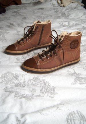 Esprit Sneaker gefüttert Boots Winter Fell Winterschuhe 37 Schnürschuhe warm