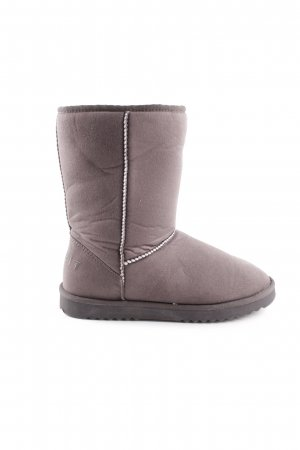 quality design d3113 c4619 Esprit Snow Boots grey brown casual look